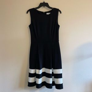 Calvin Klein knee length dress